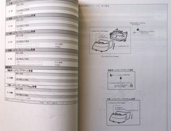 【即決】構造調査シリーズ/ダイハツ グランマックス トラック S403P,S413P系  j-871_画像2