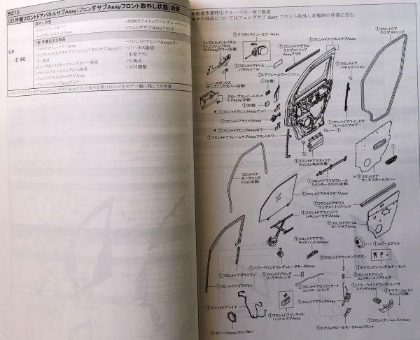【即決】構造調査シリーズ/ダイハツ グランマックス トラック S403P,S413P系  j-871_画像3