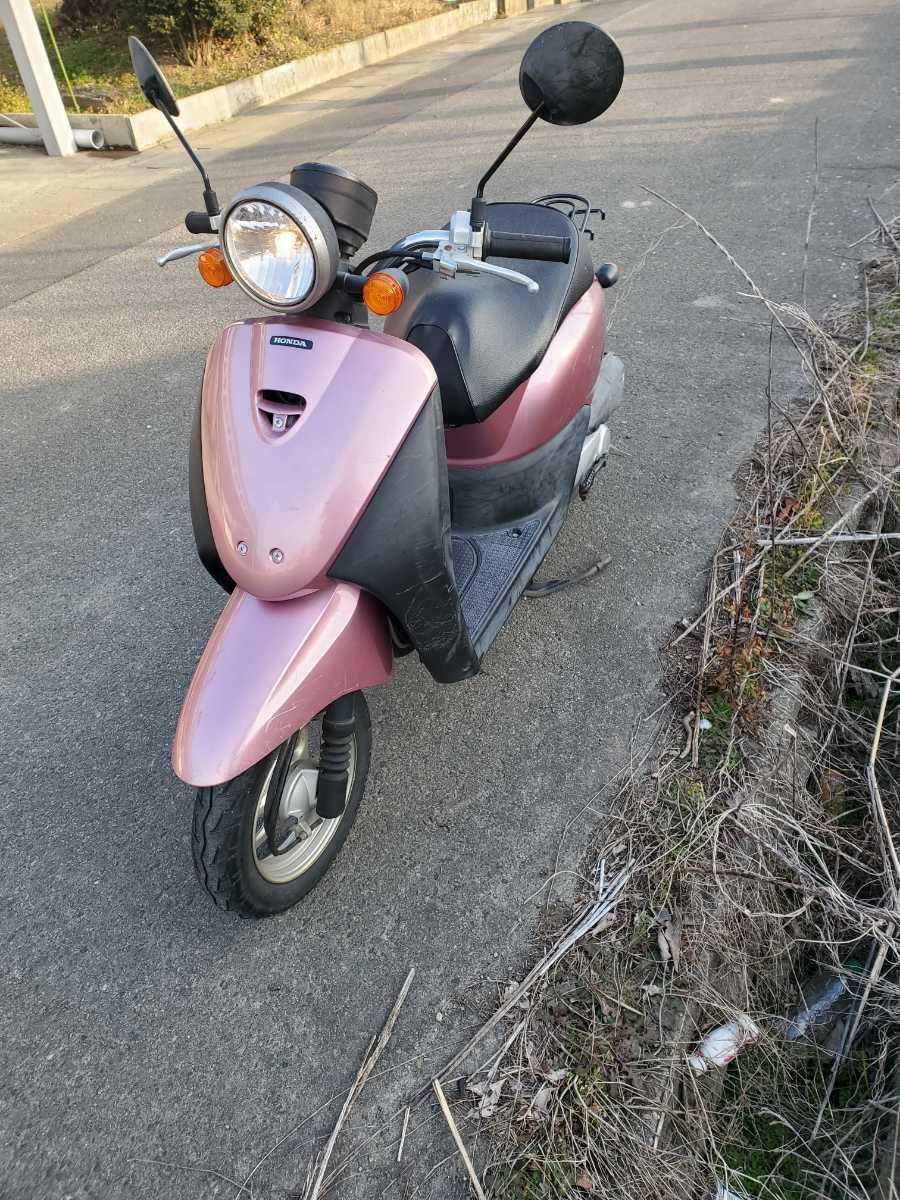ホンダ トゥデイ today 原付 スクーター 50cc HONDA _画像2