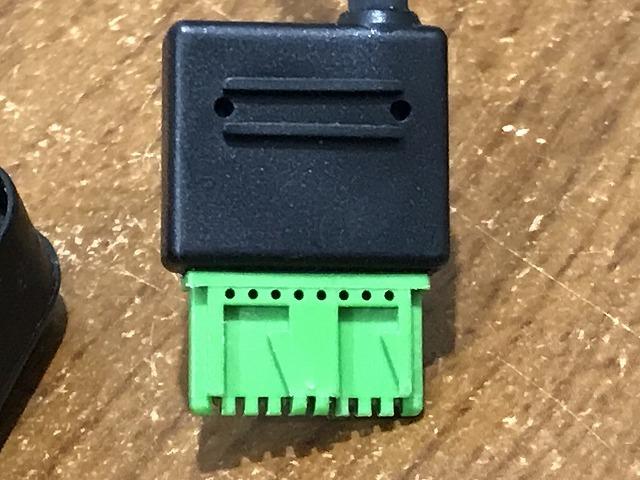 SONY カセットウォークマン用RCA端子変換アダプター VMC-150 カセットウォークマンが無い為動作確認出来ていません。_画像3
