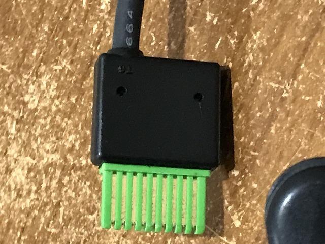SONY カセットウォークマン用RCA端子変換アダプター VMC-150 カセットウォークマンが無い為動作確認出来ていません。_画像4