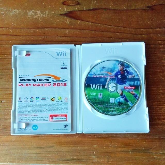 ウイニングイレブン プレイメーカー2012 Wii