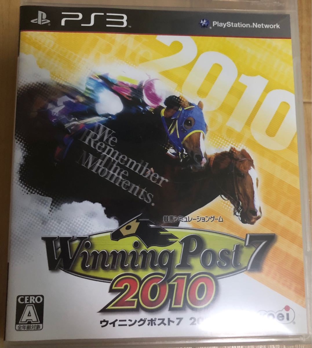 【PS3】 Winning Post 7 2010