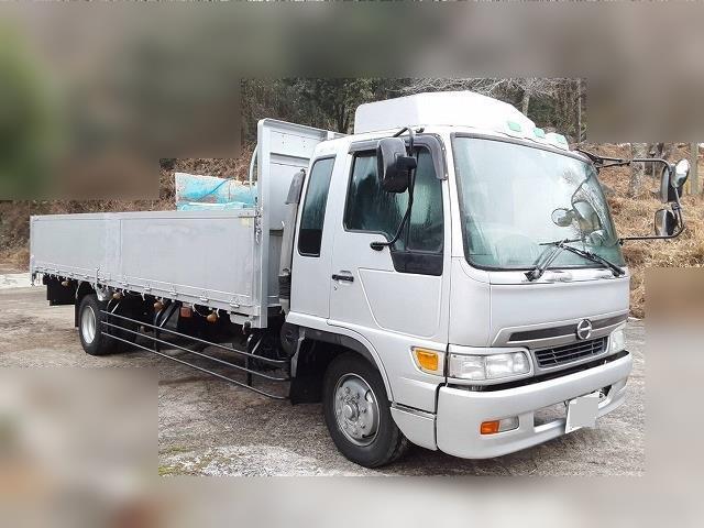 「山口発 活魚運搬車 日野レンジャー H12年式 KL-FE1JMDA *3-2」の画像1