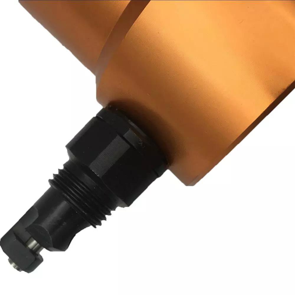 双頭シート 金属 切削 ニブラー 金属 鋸カッター 360度 調整可能 ドリルアタッチメント 余分なパンチ 切削 工具_画像6