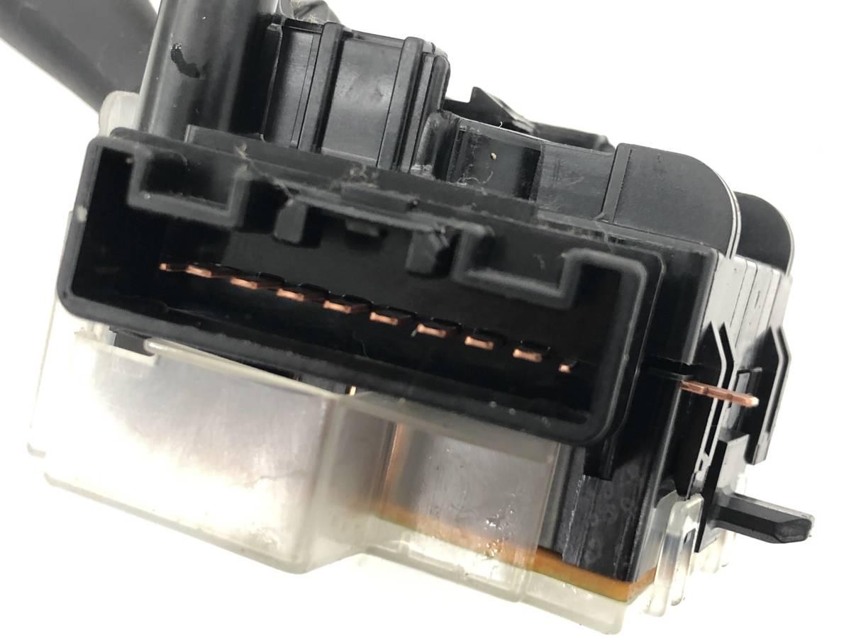 _b50486 ダイハツ ムーヴ ムーブ カスタム R CBA-L150S コンビネーションスイッチ レバー ライト ディマー ワイパー L152S L160S_画像3