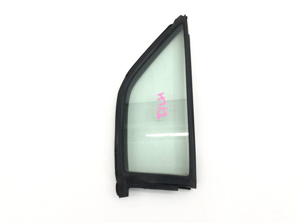 _b50486 ダイハツ ムーヴ ムーブ カスタム R CBA-L150S フロントドア ウィンドウガラス 三角窓 左 F/LH 助手席側 NSG M2508 L152S L160S_画像1