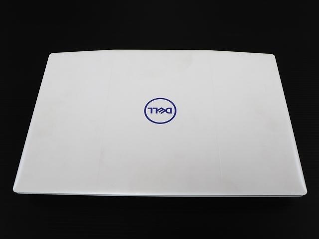 美品/箱付!DELL製ゲーミングノートPC G3 15-3590!Windows10 Core i7 9750H 2.6GHz SSD 256GB HDD 1TB 16GB GTX 1650 15.6インチ