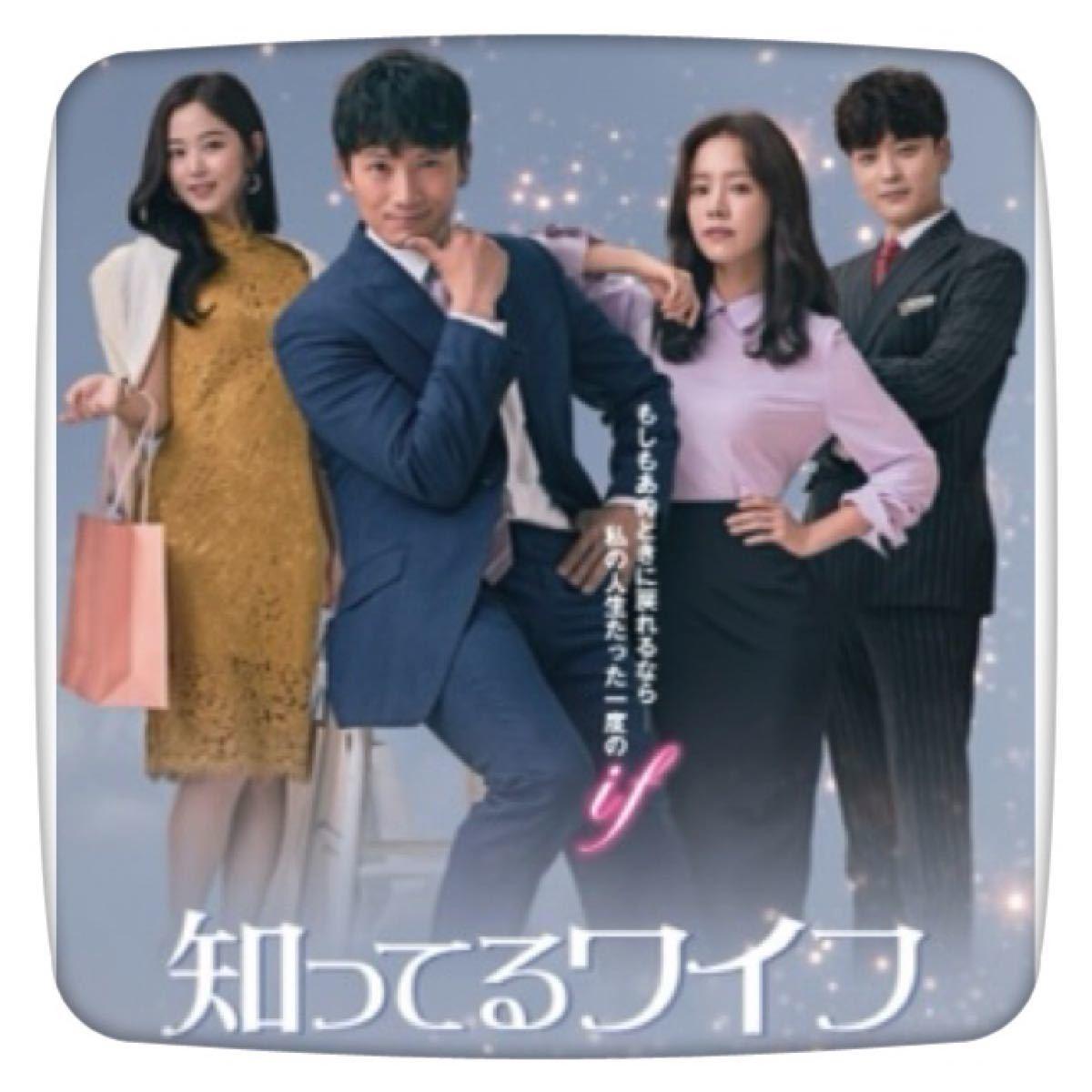 【知ってるワイフ】Blu-ray 韓国ドラマ 韓流