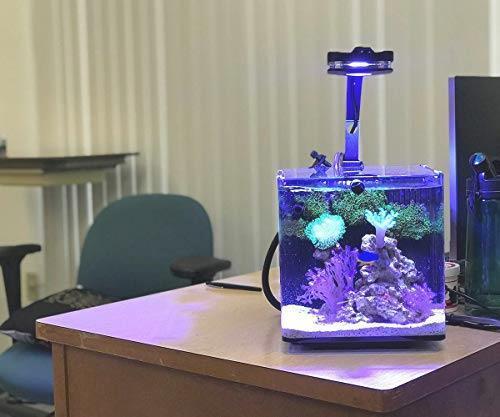 【新品・送料無料】 Lominie LED 水族館 ライト ナノ30W 魚 タンク ライトフル スペクトル 調光 対応サンゴ 海水 ランプ ブラケット 付_画像2