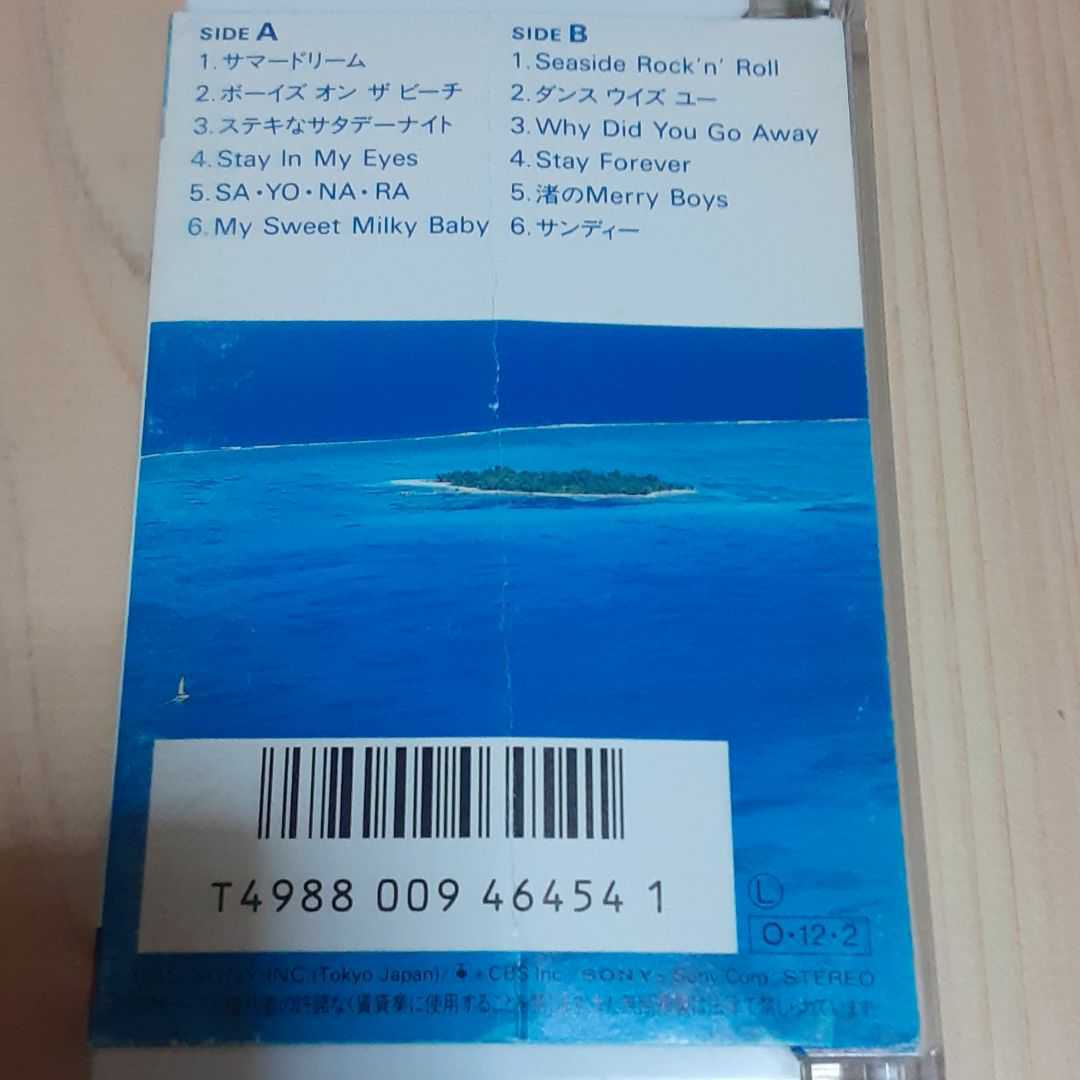 TUBE 渚のカセットVol.1 渚のオールスターズ_画像3