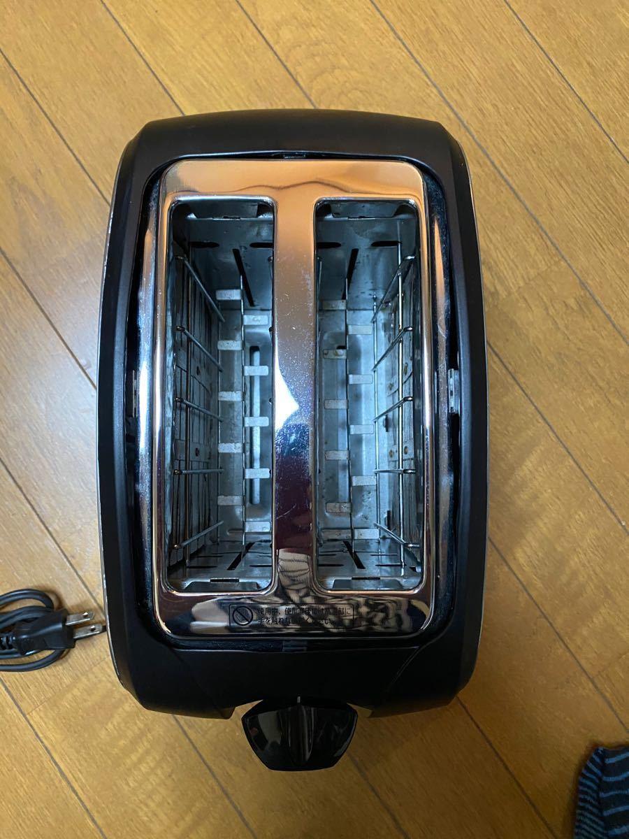 【梱包済 即日発送可】YAMAZEN 山善 ポップアップトースター PT-850