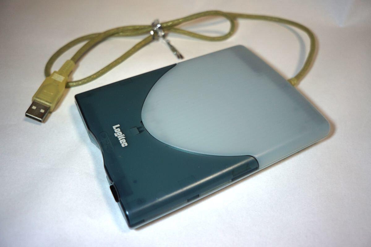 ロジテック USB フロッピーディスクドライブ LFD-31US Logitec FDD
