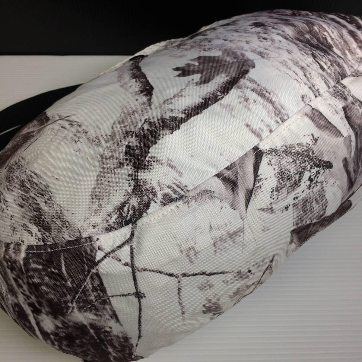 USA製 旧タグ グレゴリー サッチェルバッグ M GREGORY サッチェルM スノーカモ 迷彩 ショルダーバッグ 三日月