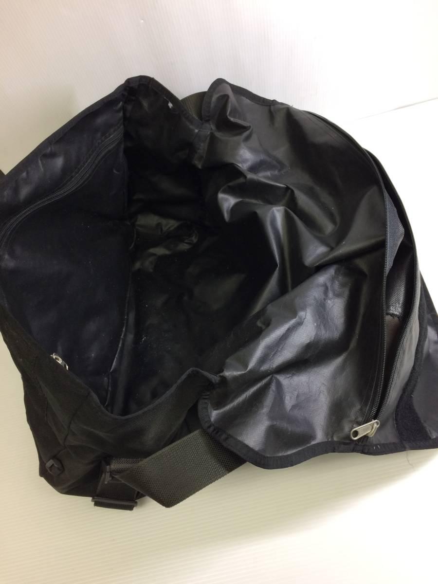 グレゴリー USA製 メッセンジャーバッグ 大型 ブラック 旧タグ