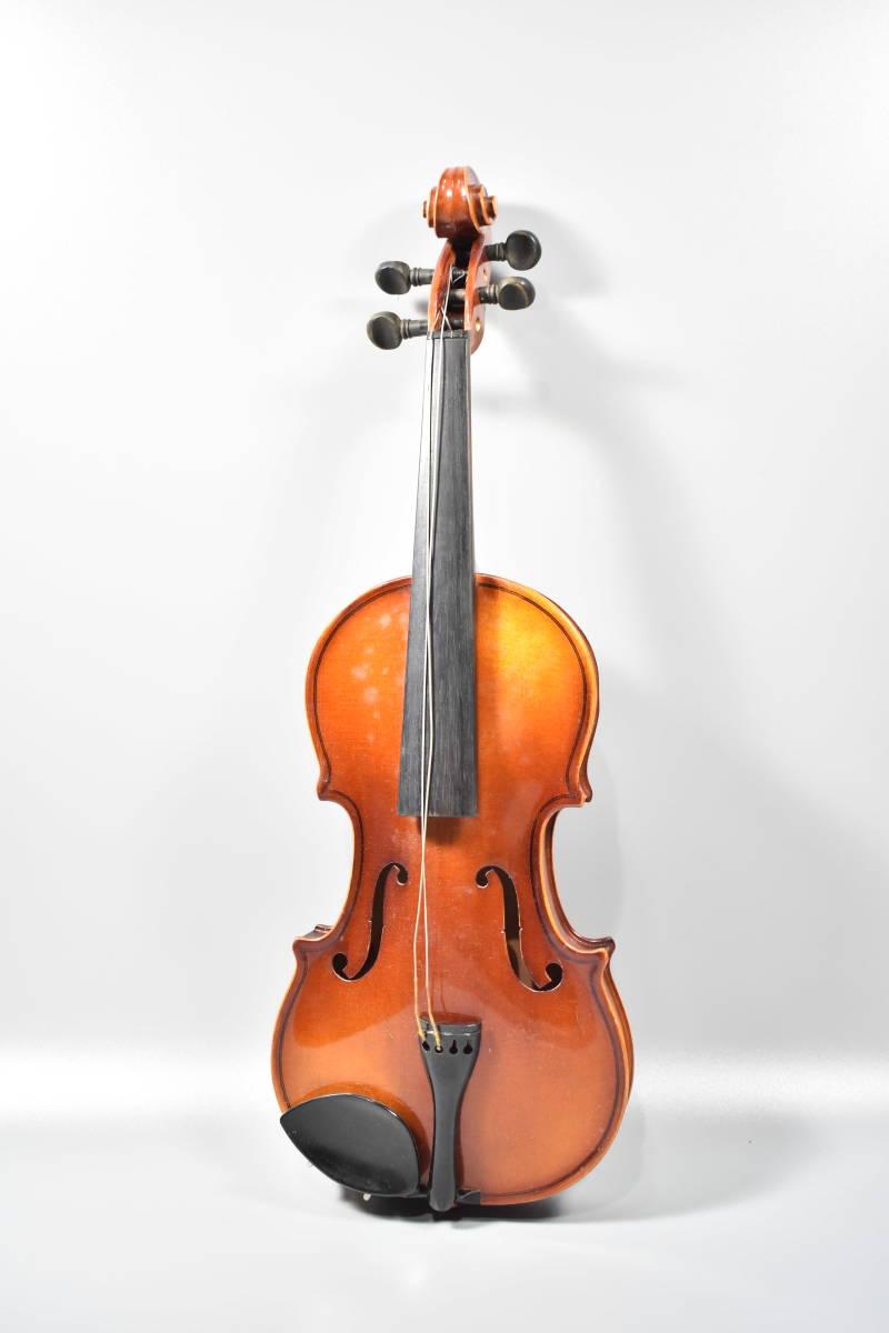 バイオリン / 鈴木バイオリン / サイズ1/8 / ケース付き / 弦楽器 / SUZUKI / 1969年 / No.103_画像2