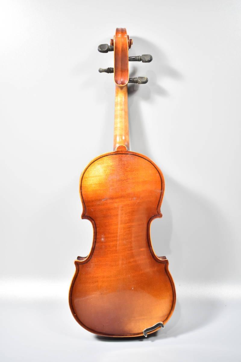 バイオリン / 鈴木バイオリン / サイズ1/8 / ケース付き / 弦楽器 / SUZUKI / 1969年 / No.103_画像3