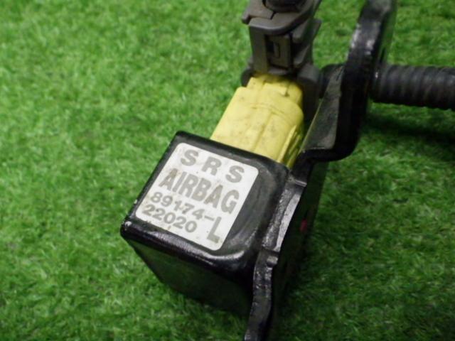 トヨタ GX105 チェイサー 純品 エアバック センサー 2点セット 201223064_画像2