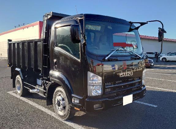 「お買い得!平成22年 いすゞ フォワード 深ダンプ 4トン トラック 早い者勝ち!」の画像3