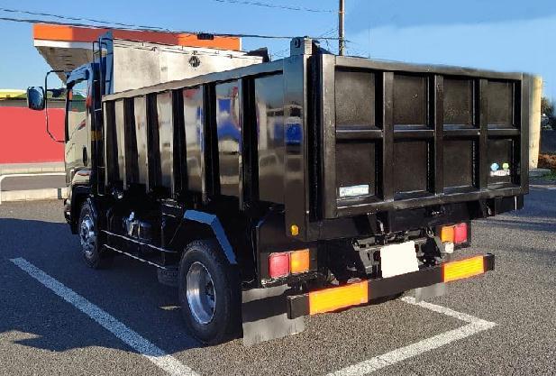 「お買い得!平成22年 いすゞ フォワード 深ダンプ 4トン トラック 早い者勝ち!」の画像2