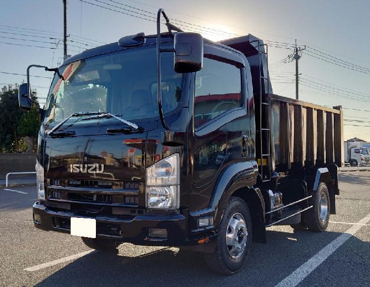 「お買い得!平成22年 いすゞ フォワード 深ダンプ 4トン トラック 早い者勝ち!」の画像1