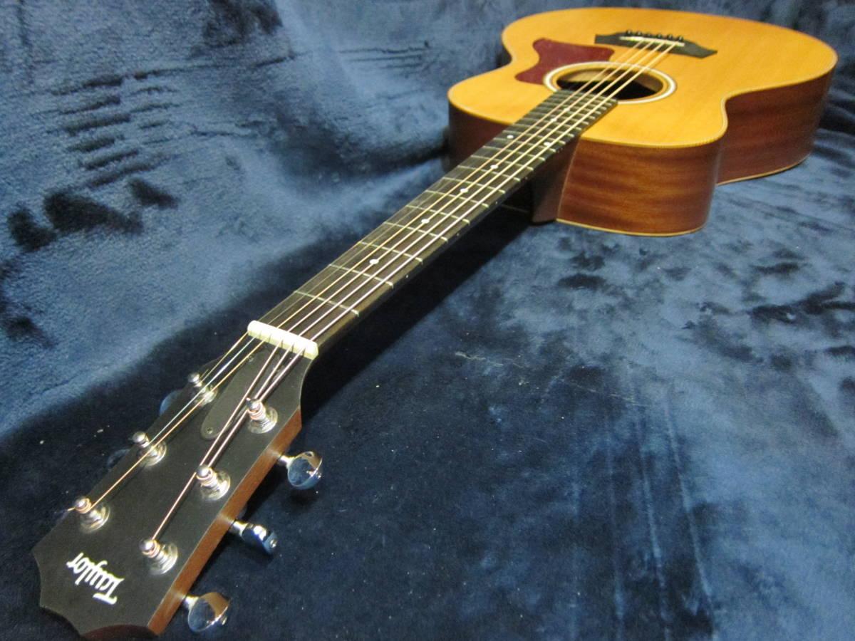 即決☆Taylor GS Mini☆世界中で愛されているパーラーギター♪_画像6