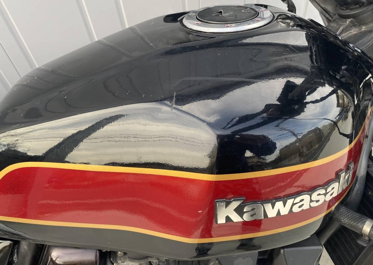 2004年式 ZRX400 イモビ付 後期型 E4カラー 車検R3年6月 カスタムベース車輌! 下取り&交換 愛知県 ゼファー_画像4
