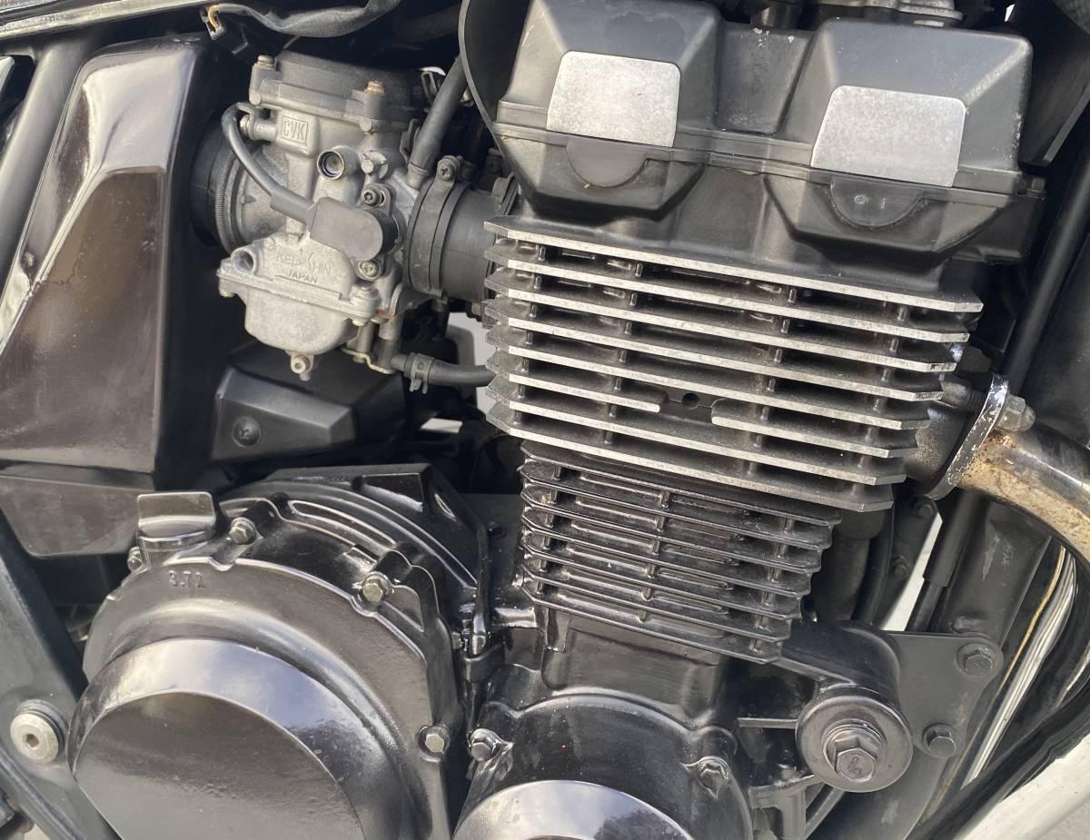 2004年式 ZRX400 イモビ付 後期型 E4カラー 車検R3年6月 カスタムベース車輌! 下取り&交換 愛知県 ゼファー_画像7