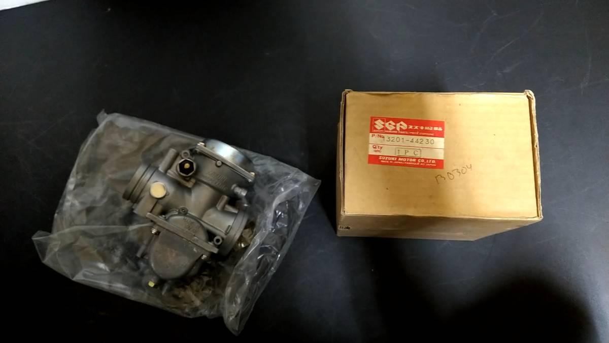 希少! 当時物 純正 新品 GSX400E キャブレター 左 ゴキ ザリ GS_画像1