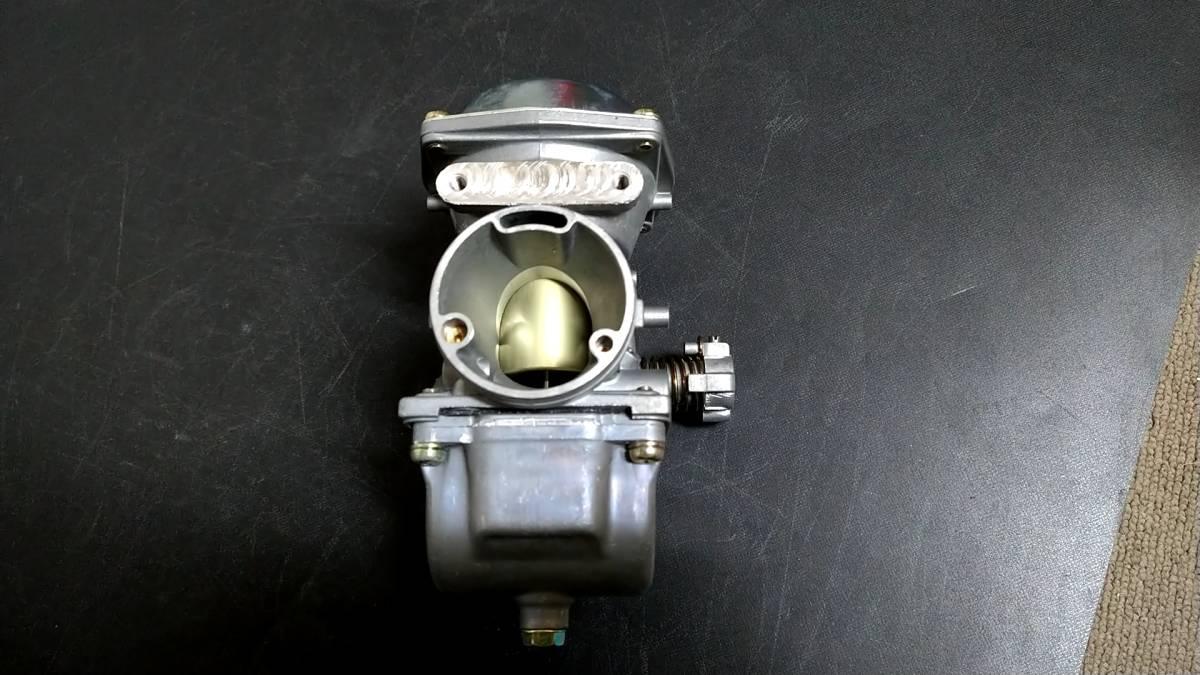 希少! 当時物 純正 新品 GSX400E キャブレター 左 ゴキ ザリ GS_画像8
