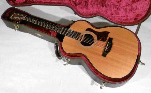 ■Taylor テイラー■エレアコ 412■Made in USA Hケース付