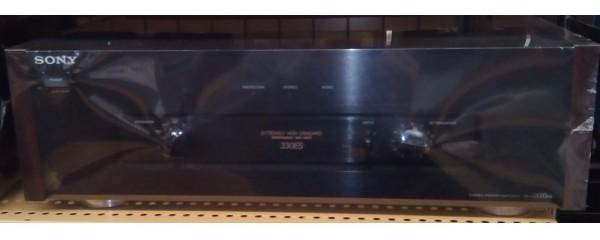 ((一カ月保証))SONY ソニー TA-N330ES ステレオパワーアンプ  動作品_画像1