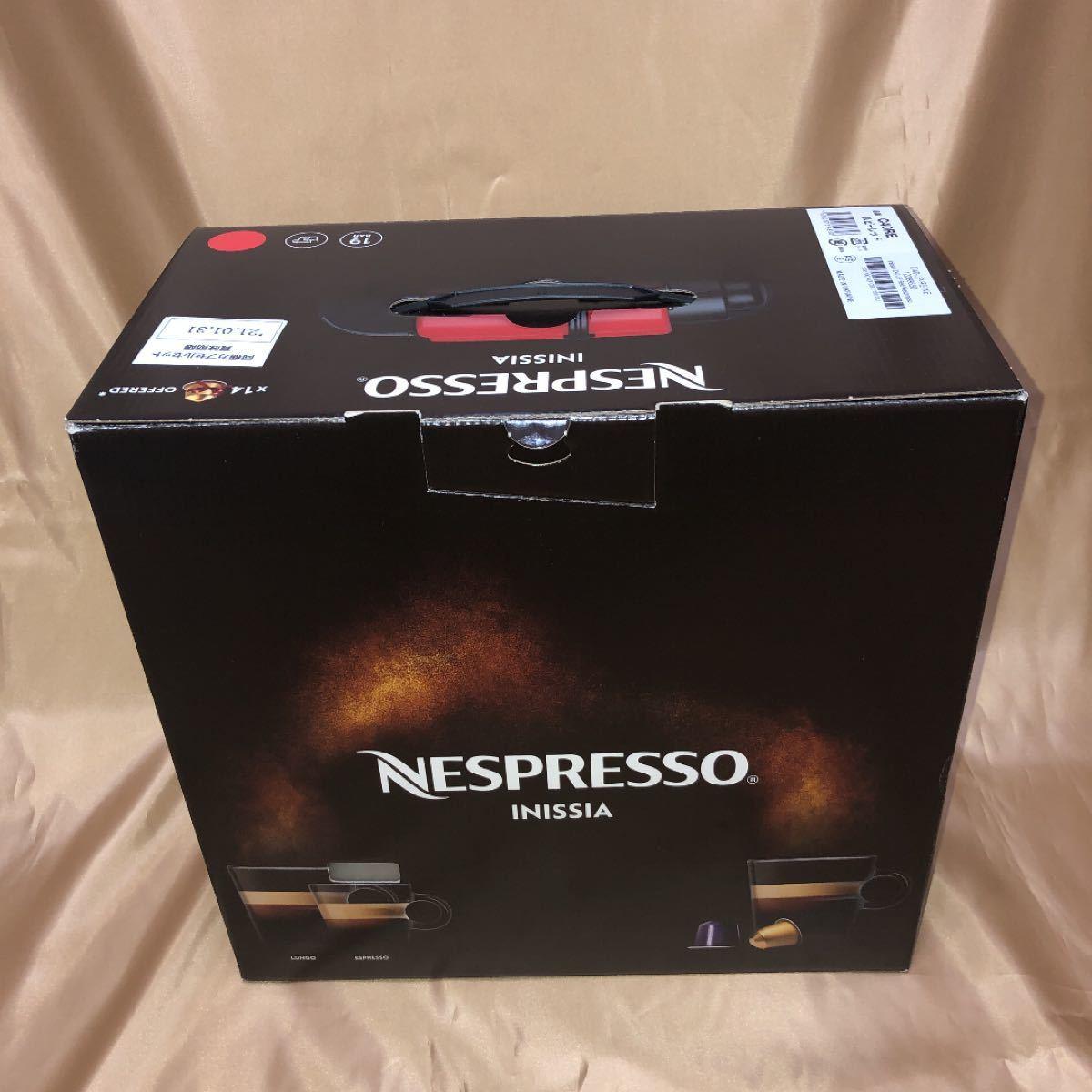 ネスプレッソ コーヒー イニッシア ルビーレッド C40RE