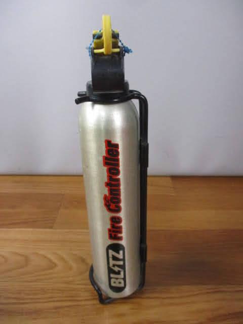 ◆ブリッツ 消火器 3点セット◆BLITZ Fire controller ファイヤーコントローラー 自動車用 消火剤スプレー式 使用期限切 まとめ♪H-150116_画像6