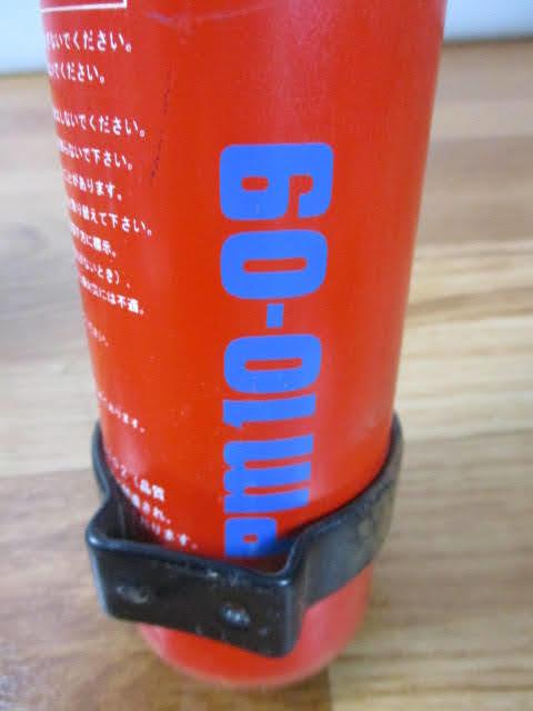 ◆ブリッツ 消火器 3点セット◆BLITZ Fire controller ファイヤーコントローラー 自動車用 消火剤スプレー式 使用期限切 まとめ♪H-150116_画像5