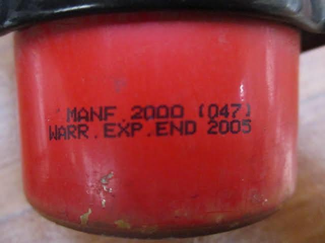 ◆ブリッツ 消火器 3点セット◆BLITZ Fire controller ファイヤーコントローラー 自動車用 消火剤スプレー式 使用期限切 まとめ♪H-150116_画像10