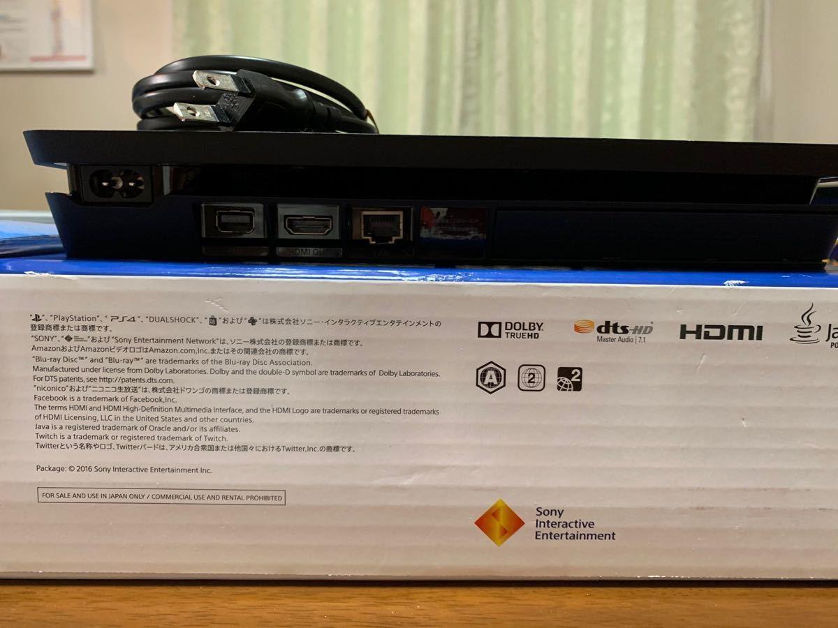 PlayStation4 1TB 本体 PS4本体 と ハウルの動く城DVD