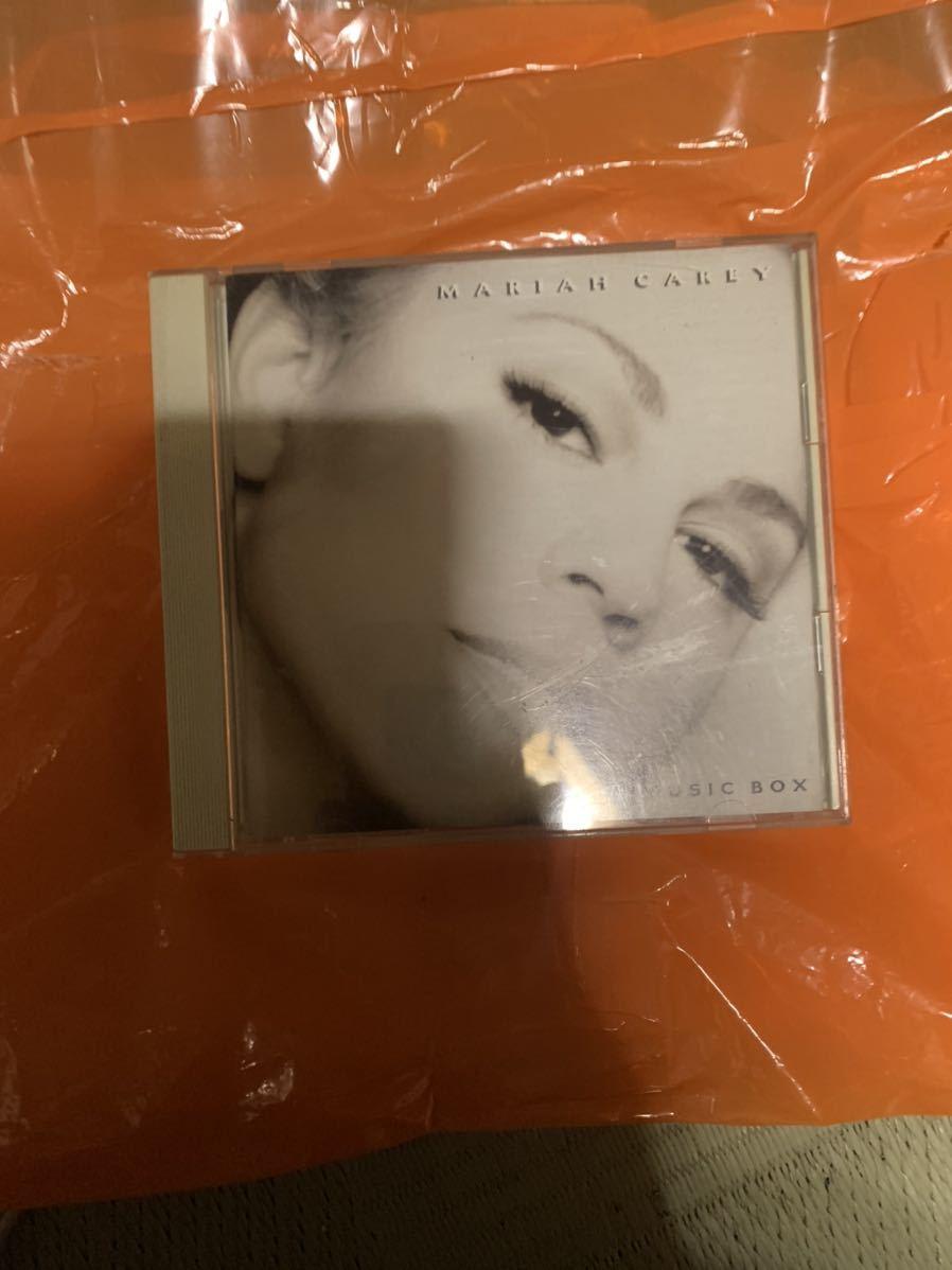 マライアキャリー CD MUSIC BOX