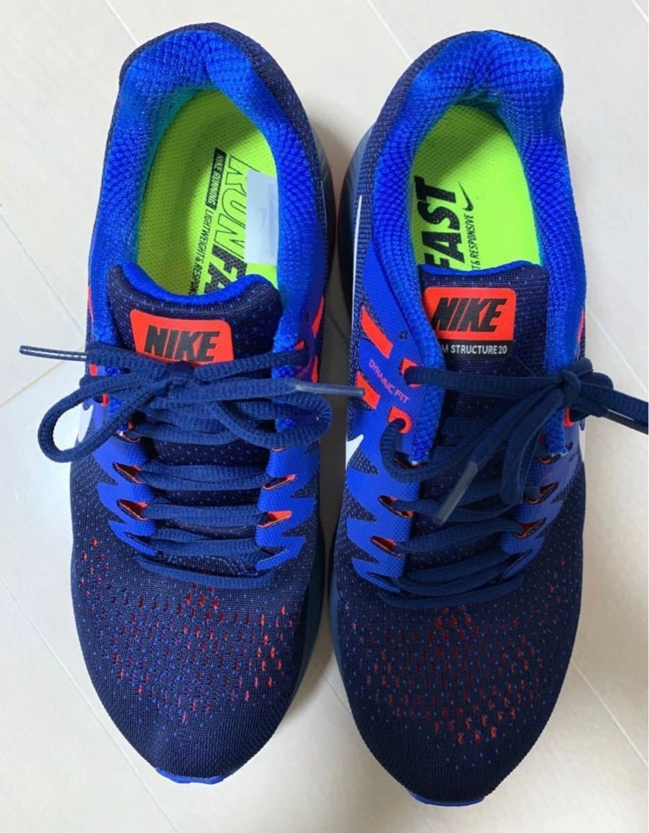 NIKE ナイキ air zoom structures20 28cm