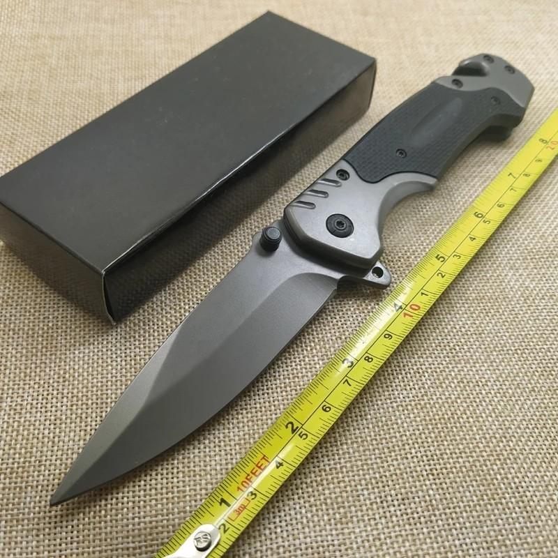 折りたたみサバイバルナイフ