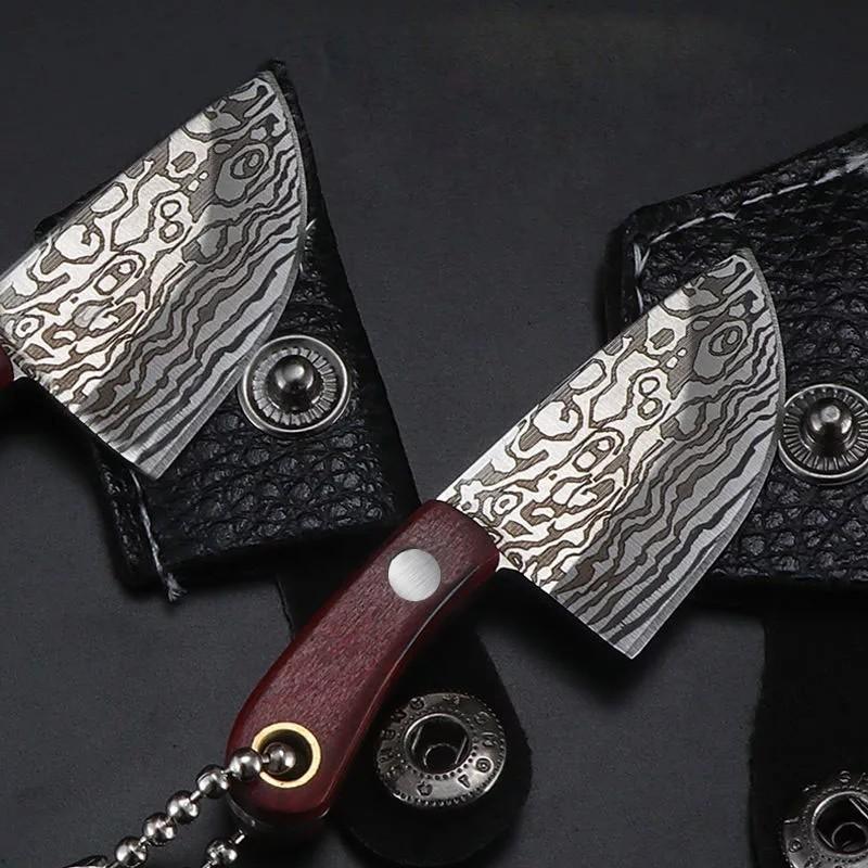 【期間限定~特別価格】とてもよく切れますミニナイフ、キーチェーン