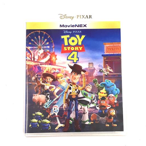 ディズニー ピクサー トイストーリー 他 2 3 4 トイストーリーオブデラー 謎の恐竜ワールド ブルーレイ 計6点_画像2