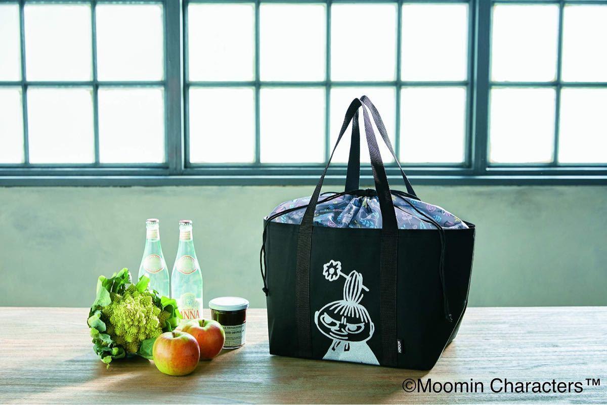ムーミン レジカゴサイズのBIGショッピングバッグ エコバッグ