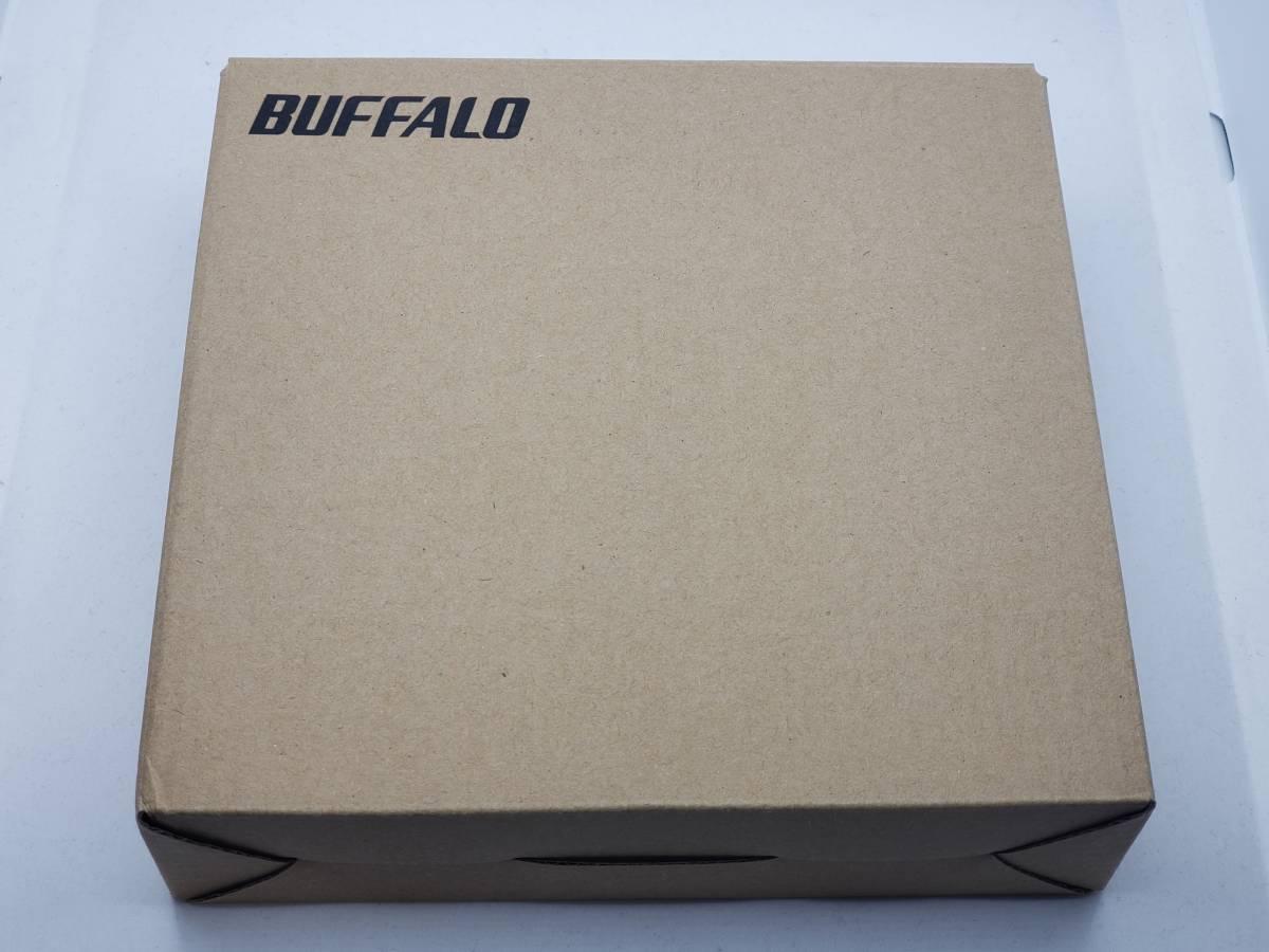 【新品】バッファロー BUFFALO BRXL-PT6U2V/N ポータブルブルーレイドライブ M-DISC対応 BDXL対応 USB2.0 ブラック -333