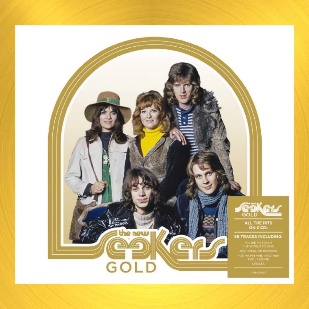 【輸入盤】The New Seekers(ニューシーカーズ)/ GOLD(ゴールド)[3CD]