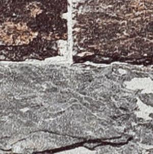 【サンゲツアウトレット】壁紙ビニールクロス TH9383 処分品 ストーン柄【50m】【不燃】【防カビ】【リノベ】_画像7