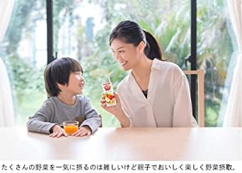 200ml×24本 カゴメ 野菜生活100 アップルサラダ 200ml×24本_画像2