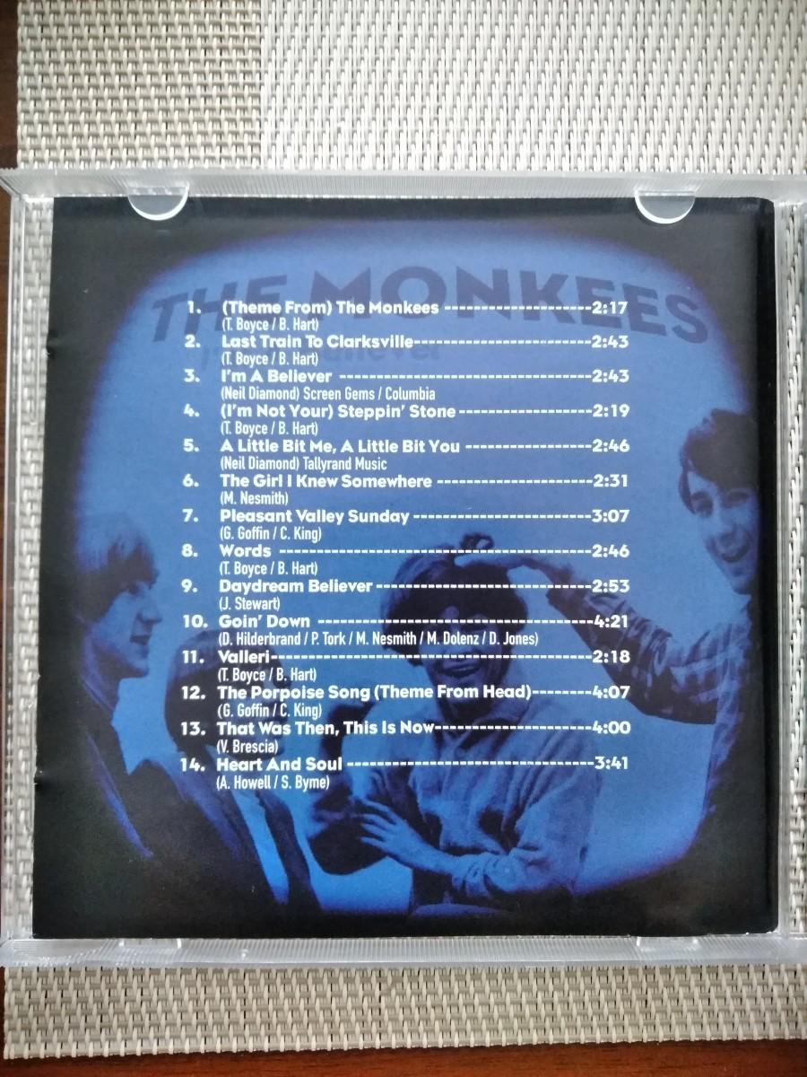 ザ・モンキーズ 「I'm Beliver」CD