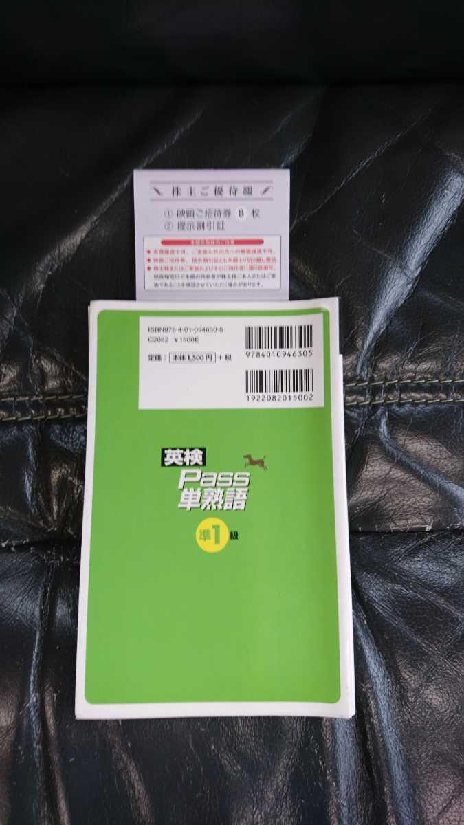 東京テアトル 株主優待券 映画招待券8枚 女性名義 ミニレター送料無料_画像2
