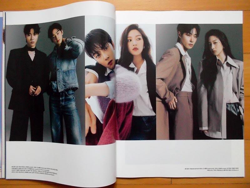 [ASTRO チャ・ウヌ] 韓国雑誌切り抜き 10P/2020年12月号_画像3